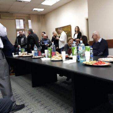 Београд – Састанак у Министарству